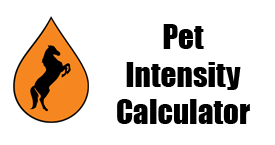 Ultima Onlne Pet Intensity Calculator
