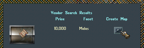 Vendor Search