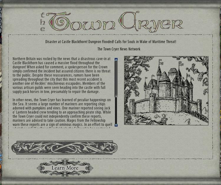 Ultima Online Halloween 2020 Publish 106: Forsaken Foes Event Guide | uo cah.com