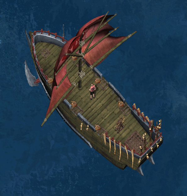 Orc Ship